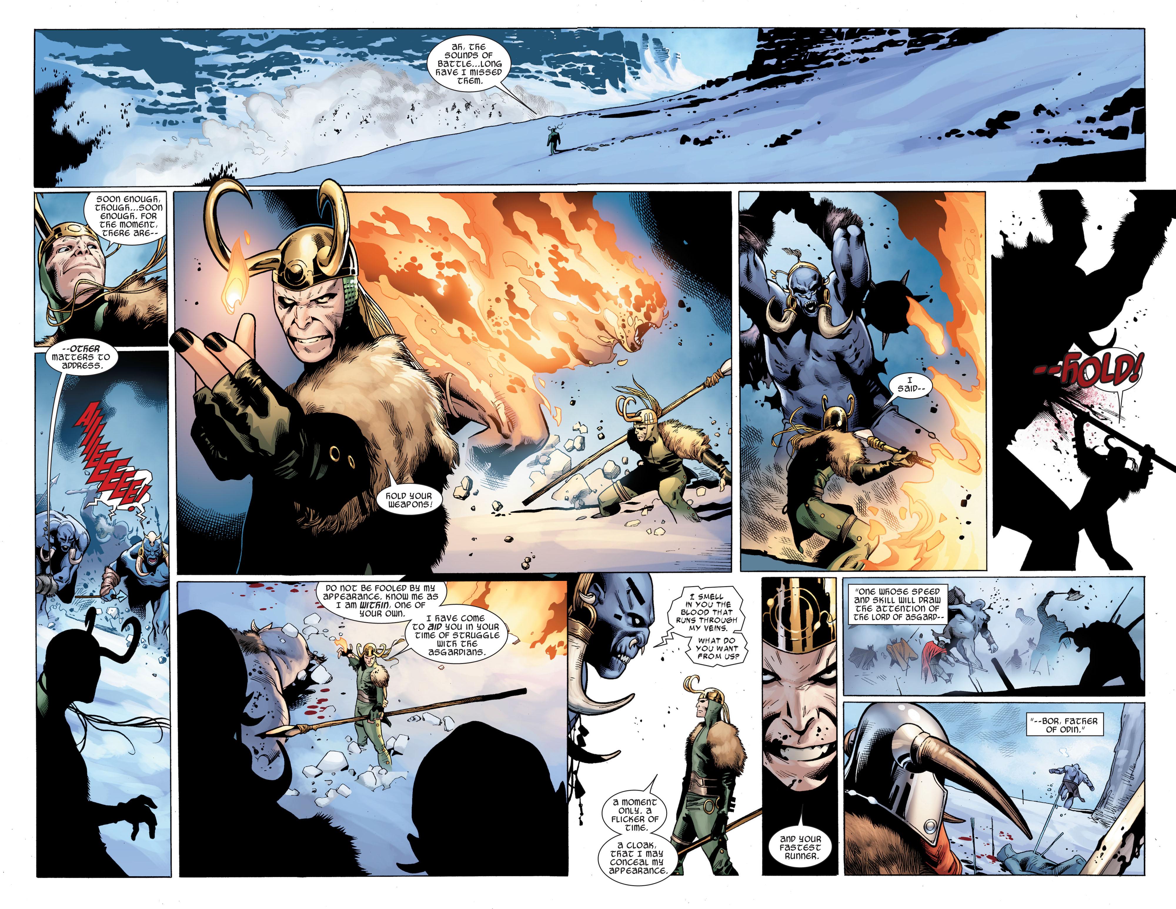 Thor (2007) Issue #12 #12 - English 9