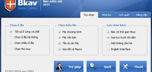 Top 5 phần mềm diệt virus miễn phí cho PC