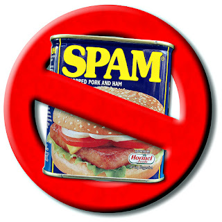 Being a spammer will make your business as attractive as glue on a stick
