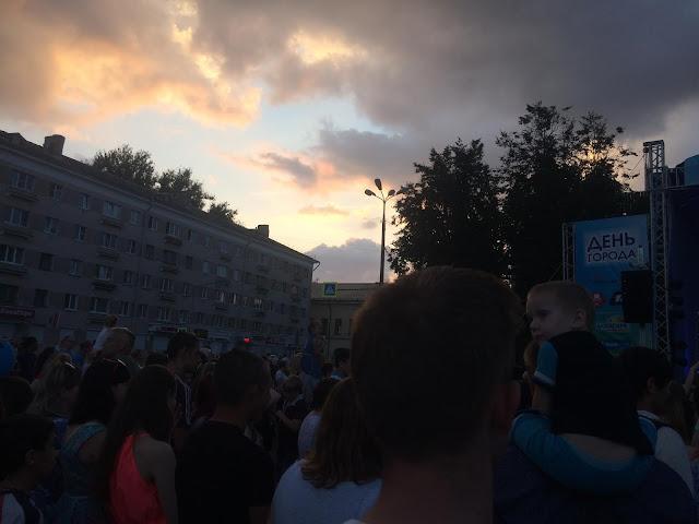 День города в Пскове 2018