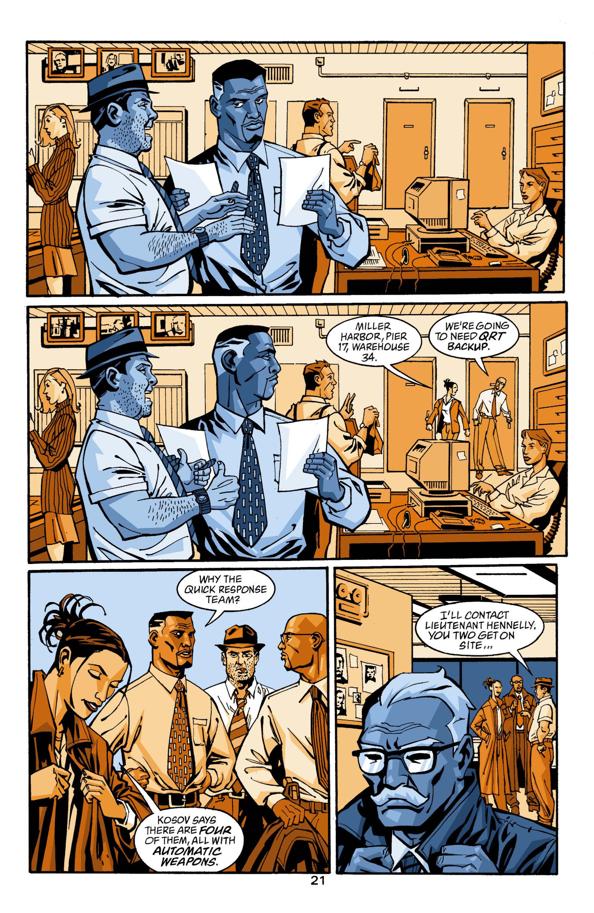 Detective Comics (1937) 742 Page 21