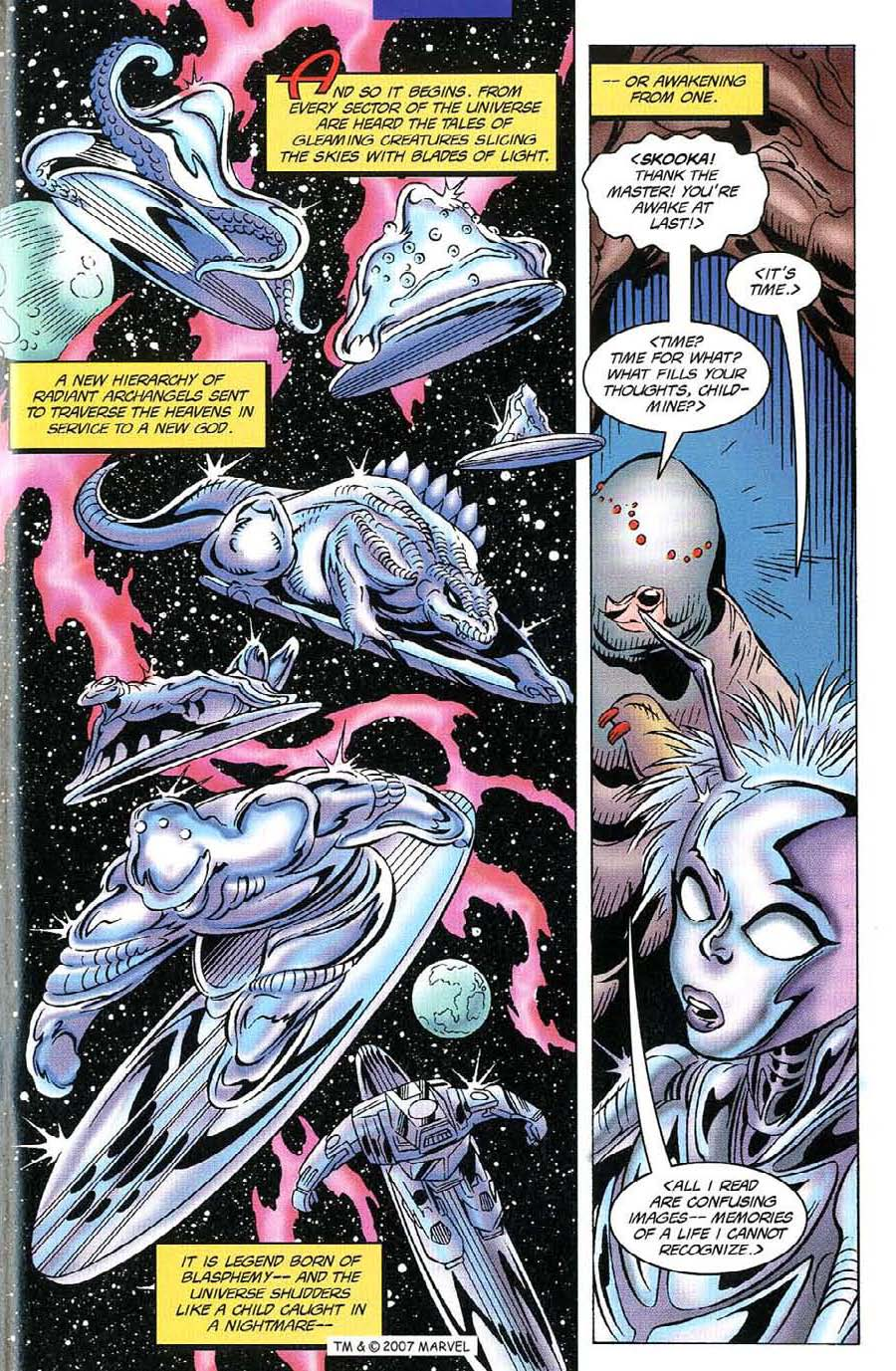 Read online Silver Surfer (1987) comic -  Issue #116 - 31