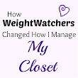 How WeightWatchers Changed How I Manage My Closet