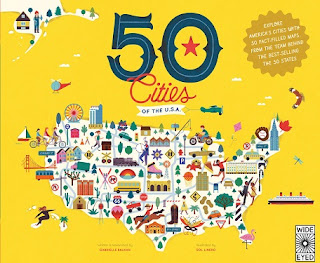 50 Cities of the U.S.A. cover