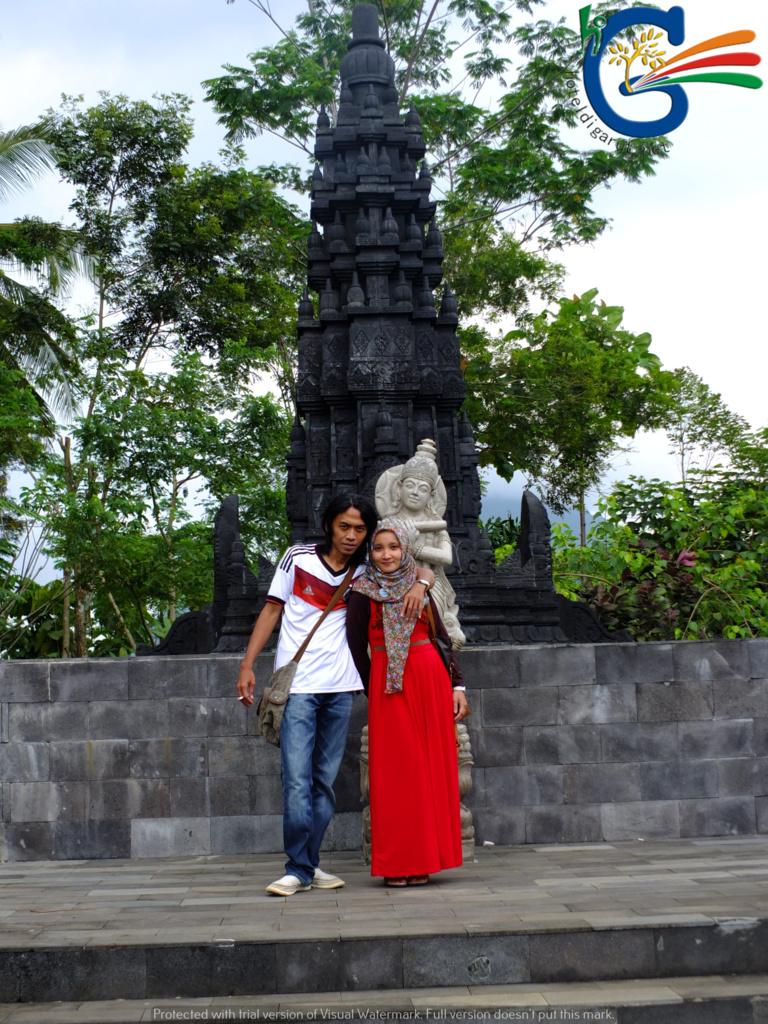 Wisata Kampung Bali Cibatu Garut
