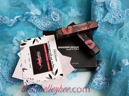 Magnifleeque Matte Craze Lip Cream by Putri Zhea