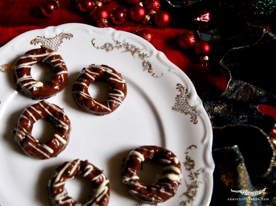 Weihnachtsplätzchen Nougat.Weihnachtsplätzchen 2018 Heute Für Schokoladen Junkies Die