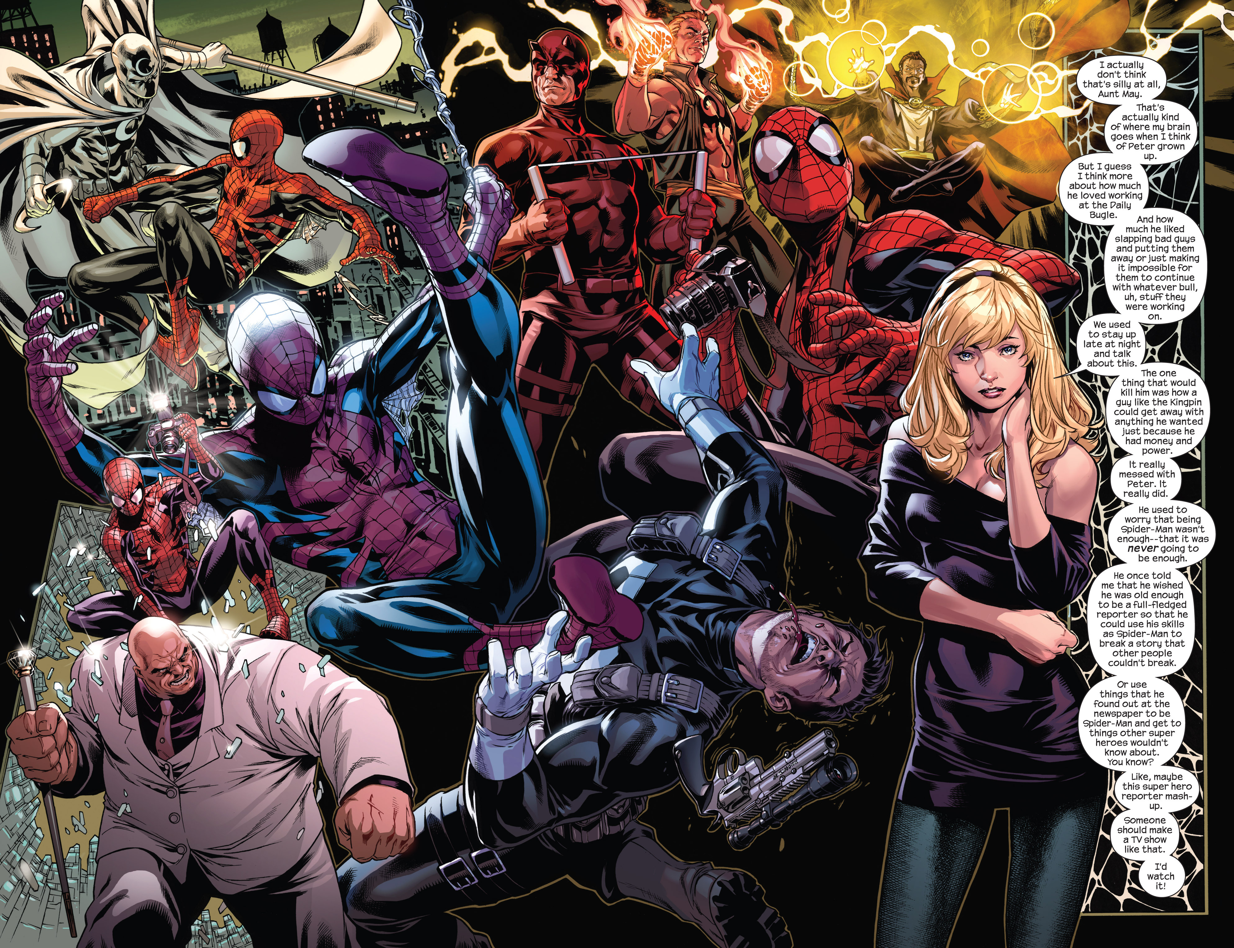 Read online Ultimate Comics Spider-Man (2011) comic -  Issue #200 - 17