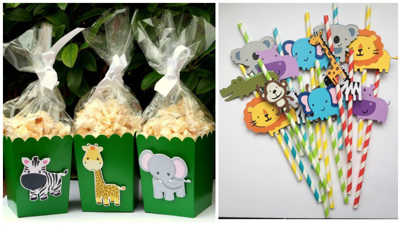 Diy dulceros para fiesta safari si a alguien le interesa - Fiestas infantiles ideas ...