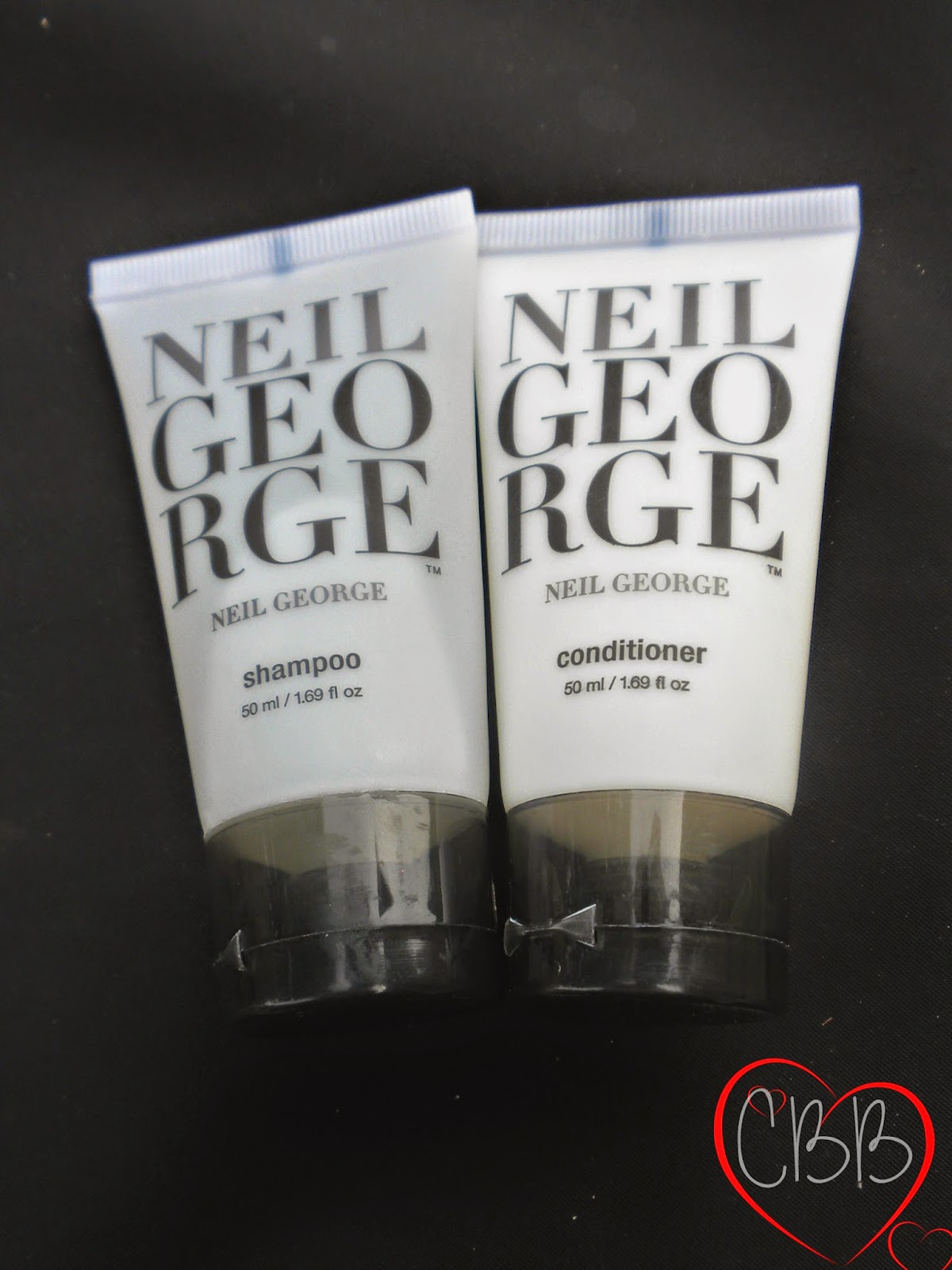 Neil George Shampoo and Conditioner