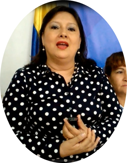 Estela Ropero Sánchez #C05 al Concejo « Con honestidad y trabajo impulsamos la ciudad de Cúcuta ☼ FélixContrerasTelevisión Corpofrontera #CF