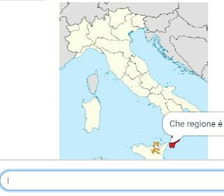 Regioni coding attività