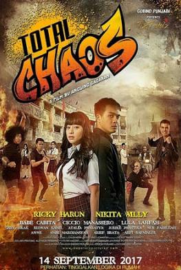 Total Chaos (2017) SDTV