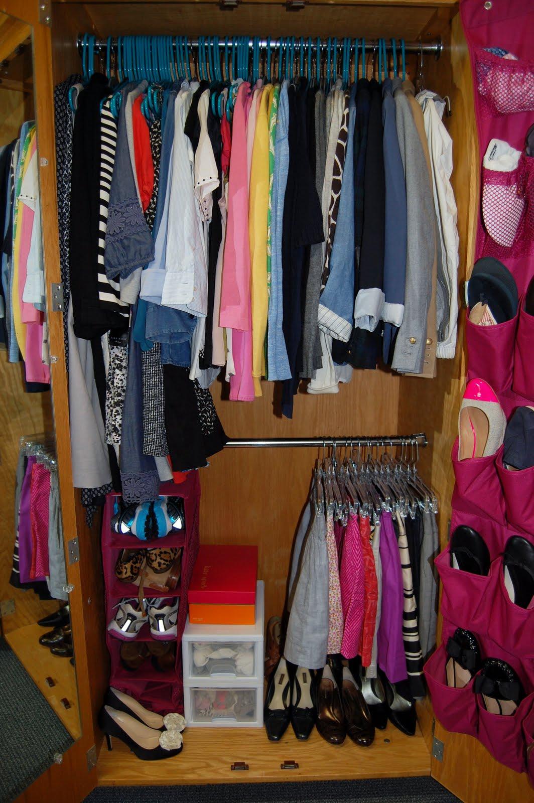 Dorm Room Closet: Carly The Prepster