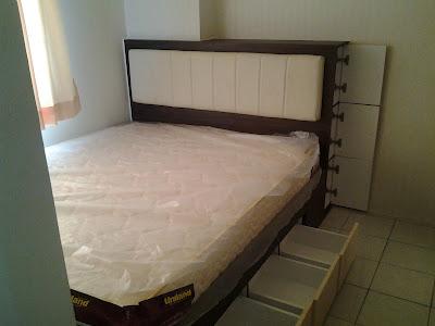 apartemen 2 bedroom