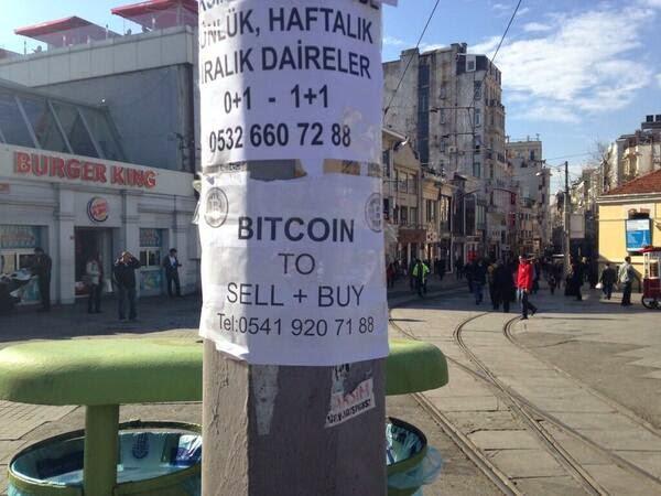 bitcoin-taksim-istiklal-caddesi