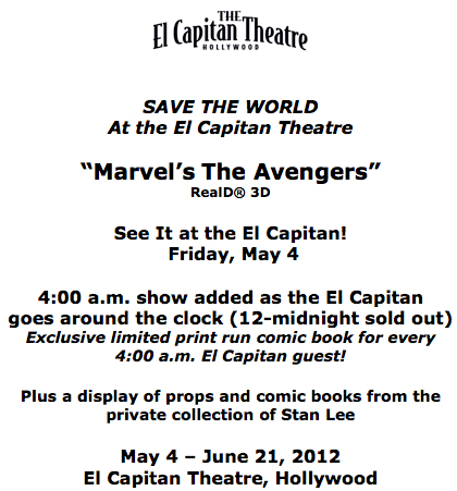 So You Think You Can Mom?: The El Capitan Theatre Presents
