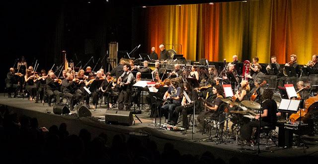 Anglada con la Sinfónica de Baleares