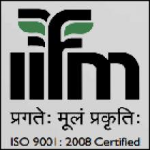 IIFM Recruitment 2017