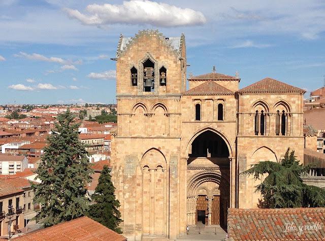 Iglesia de San Vicente en Ávila