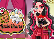 Ever After High Spring Unsprung Lizzie Hearts