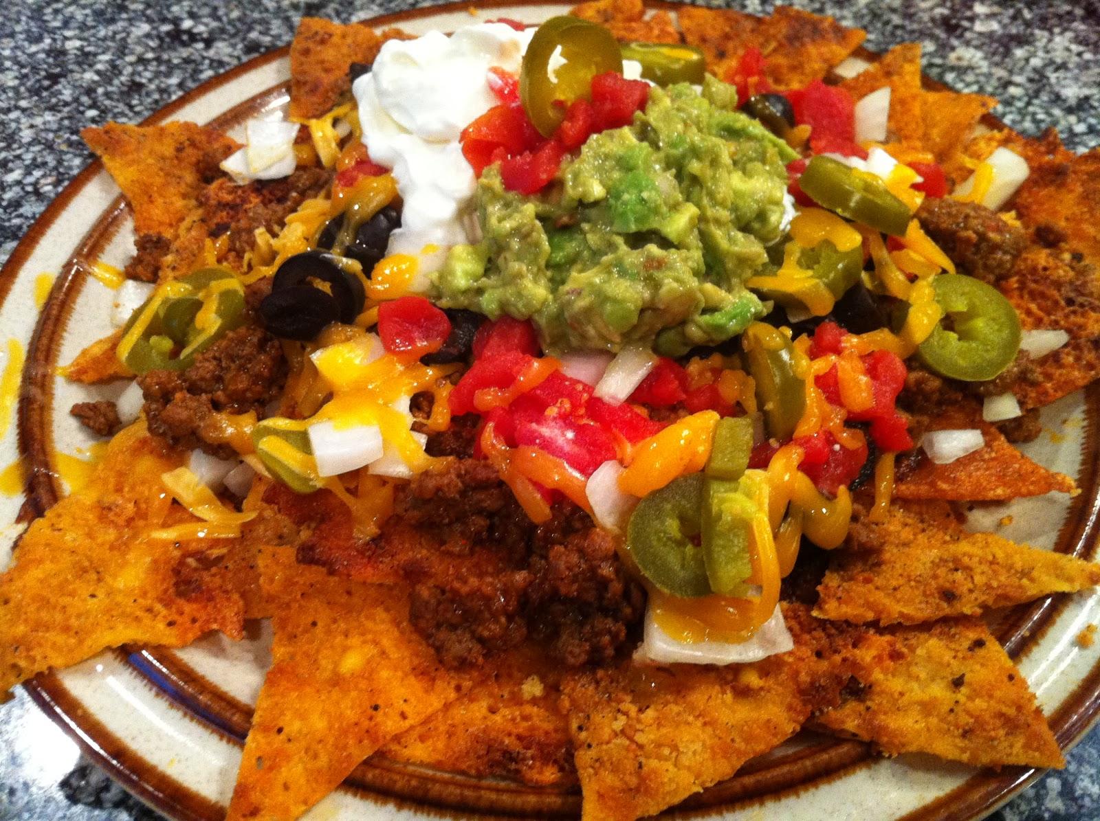 low calorie nacho recipe