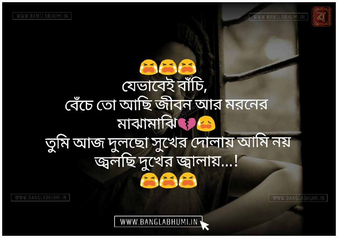 Facebook Bangla Sad Love Status Free Download & share