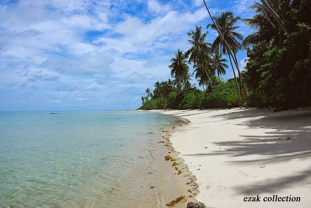 Wisata Pantai Pulau Karimata Kabupaten Kayong Utara