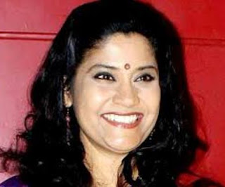 Renuka Shahane Family Husband Son Daughter Father Mother Marriage Photos Biography Profile.