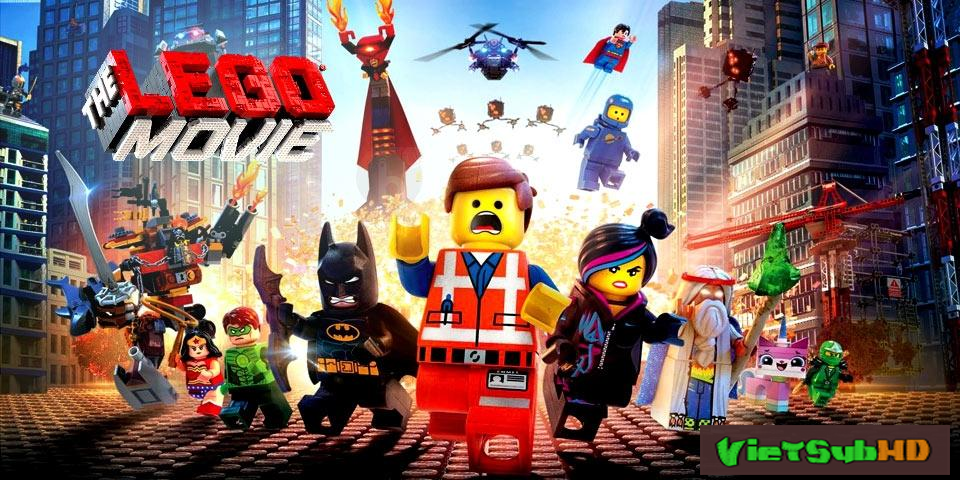 Phim Câu Chuyện Lego VietSub HD | The Lego Movie 2014