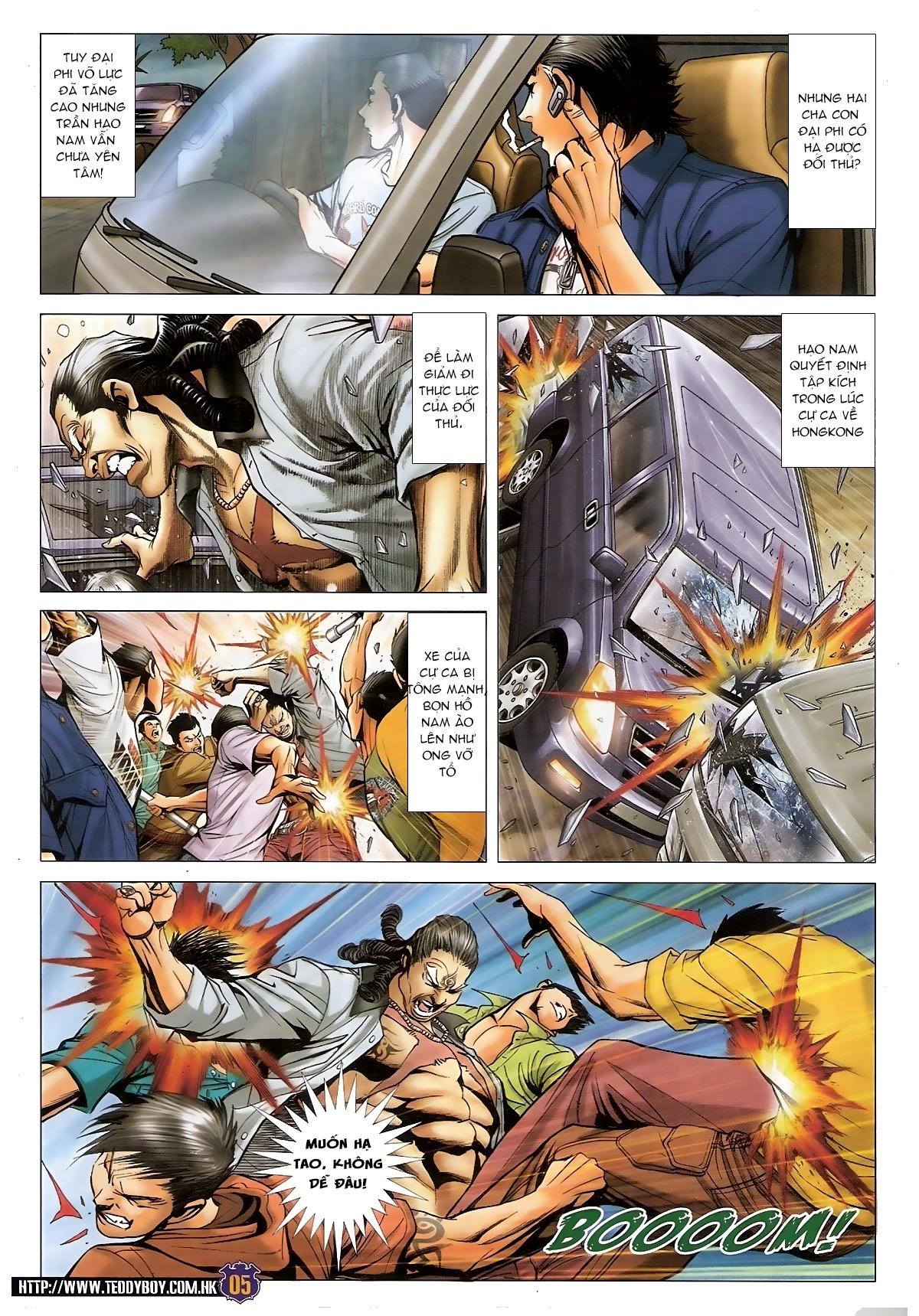 Người Trong Giang Hồ - Chapter 1550: Hai chọi Hai - Pic 3