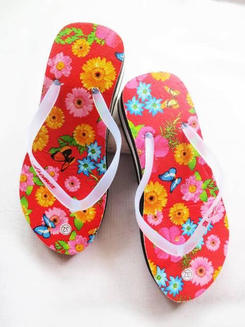 Pabrik Sandal Wedges Anak Murah