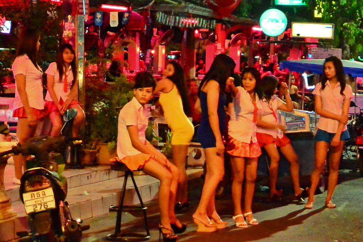 паттайя есть ли симпатичные проститутки