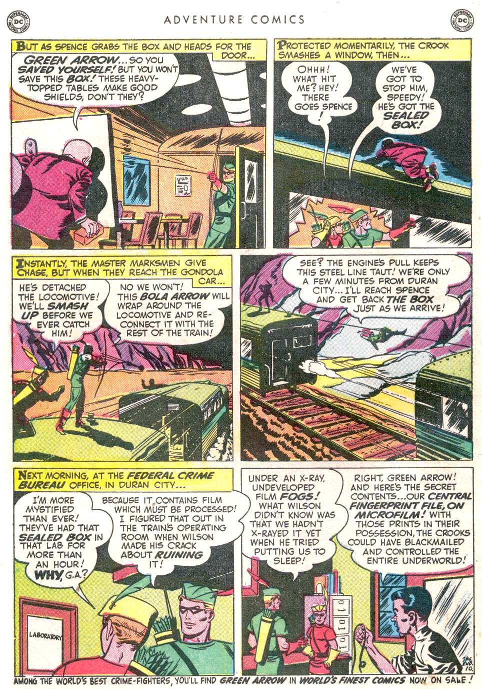 Read online Adventure Comics (1938) comic -  Issue #156 - 48