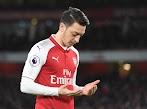 Doa Mesut Ozil Untuk Lombok