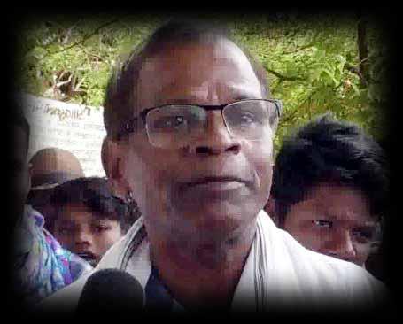 ब्रेकिंग पत्रवार्ता(जशपुर) पत्थरगढ़ी का  मास्टर माइंड गिरफ्तार,रिटायर्ड आईएएस समेत दिल्ली का एक अधिकारी शामिल,जानिए क्या था मास्टर प्लान