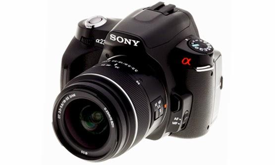 Harga Kamera Sony DSLR A230 Murah Terbaru Lengkap