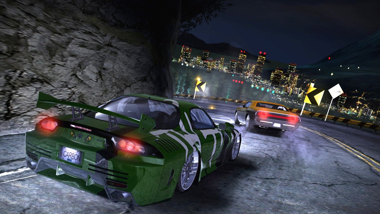 Need for Speed Carbon Full Download
