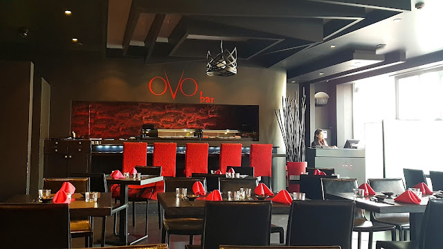 OVO Bar in Salmiya, Kuwait