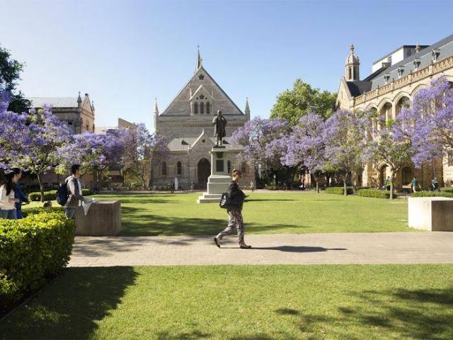 University of Adelaide Global Leaders Scholarship 2019