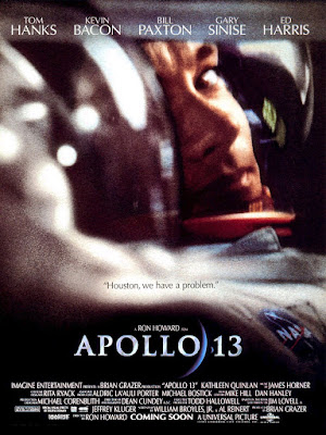 apollo 13 plakat recenzja filmu tom hanks ron howard