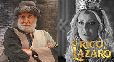 Resumo de sexta-feira (21), da novela 'O Rico e Lázaro'