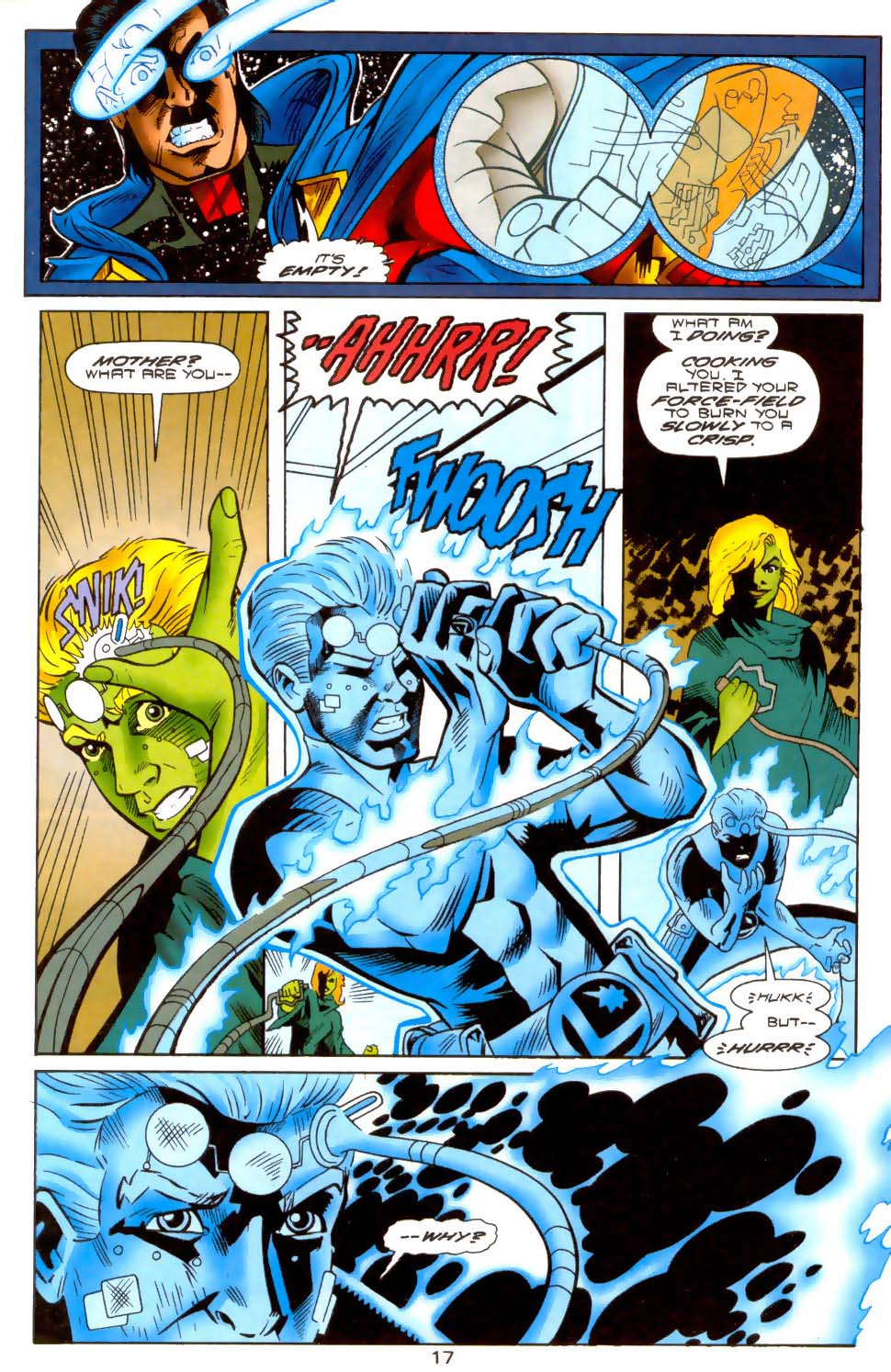 Legion of Super-Heroes (1989) 108 Page 16