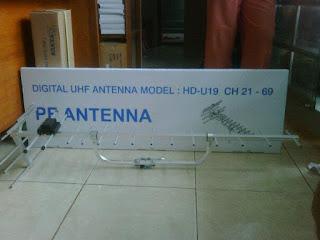 jasa pasang antena tv cilodong