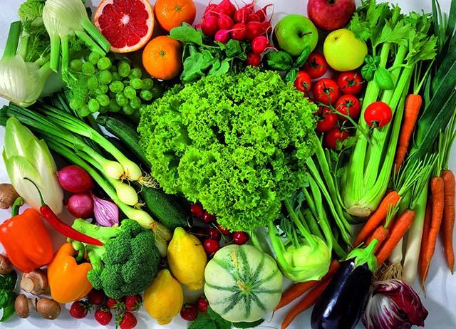 Cách bảo quản rau trong siêu thị