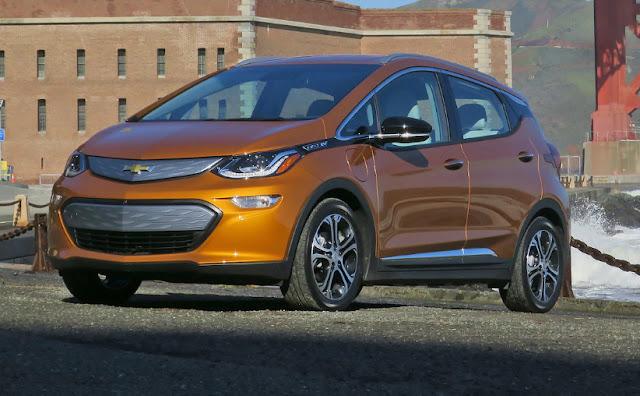 General Motors представит новую платформу для электрокаров в 2021