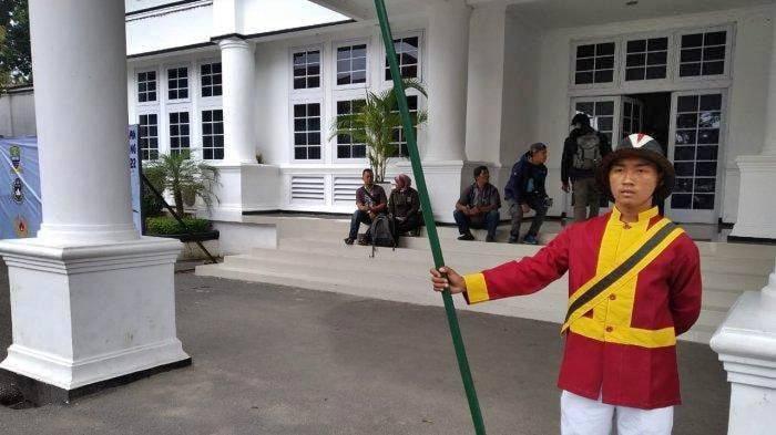 Punggawa Panurung di Gedung Negara Sumedang
