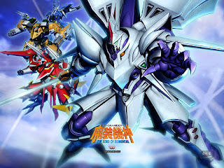 Download Super Robot Taisen A Portable Japan Game PSP for Android - www.pollogames.com