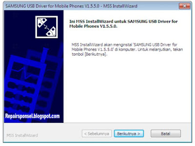 Samsung USB Driver for Mobile Phones v1.5.5.0