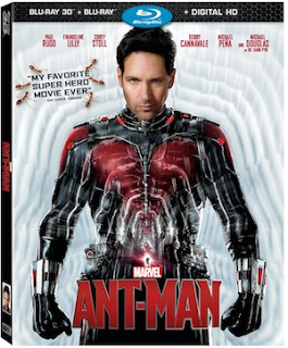 Marvel's Ant-Man Available on Digital HD Today!